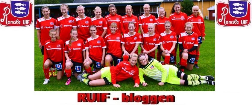RUIF bloggen